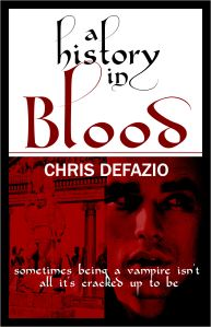 A History in Blood (The Blood Trilogy, #1)