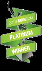 Marcom Platinum Award