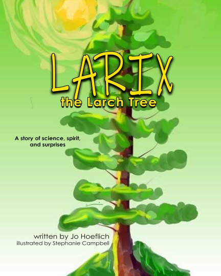 Larix the Larch Tree_8x10_Color_paperback_FRONT