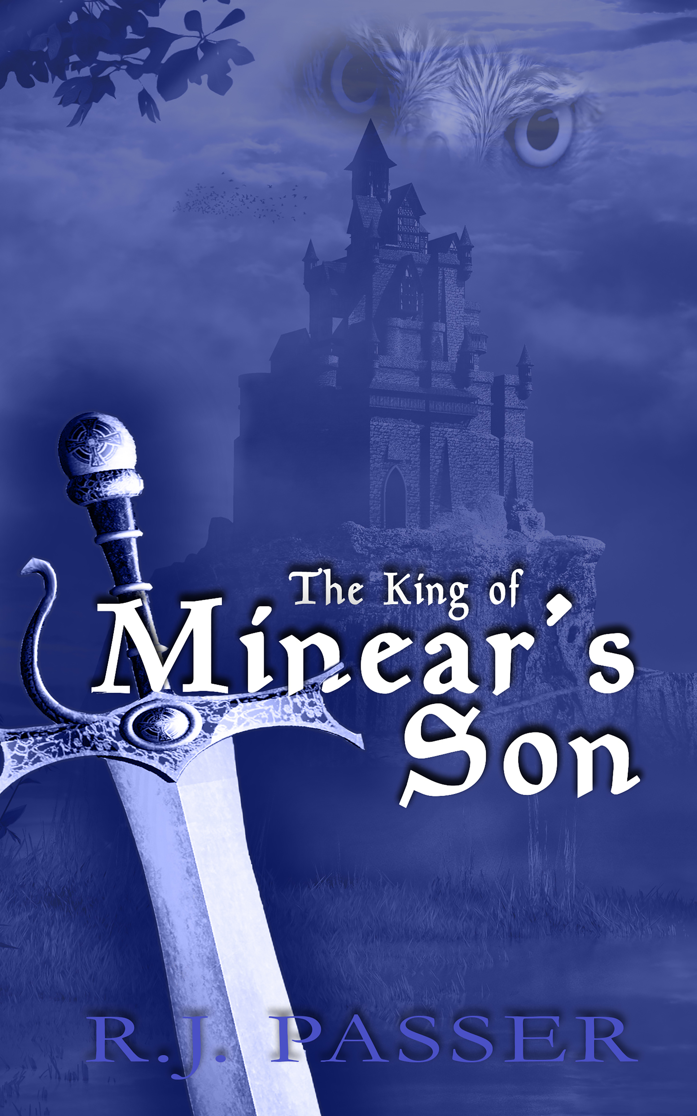 The King of Minear's Son_5x8_FRONT