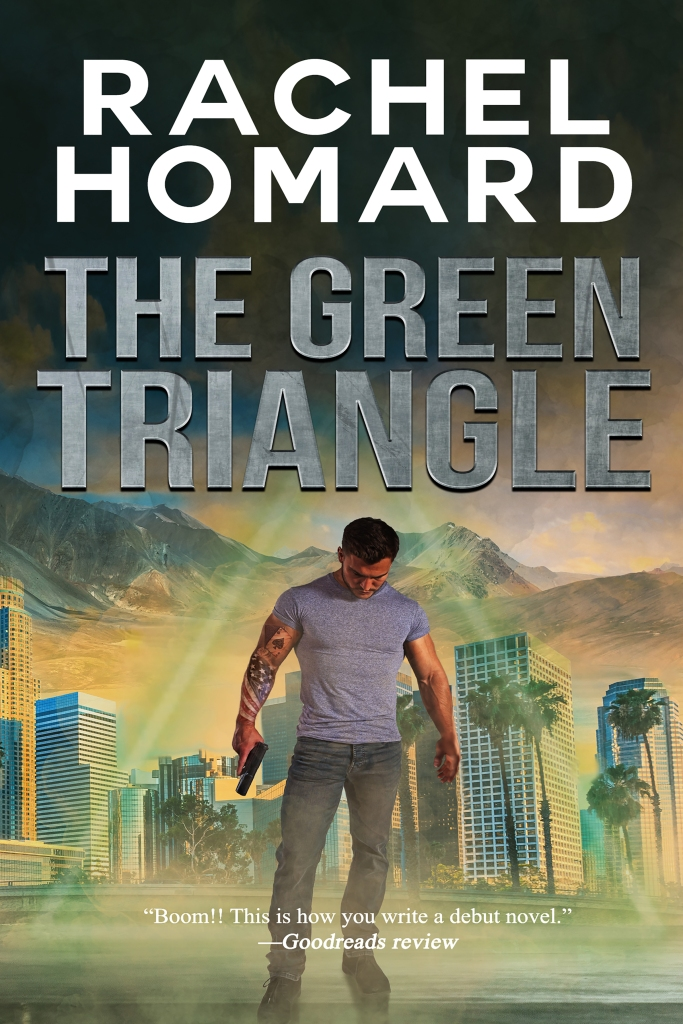 This image has an empty alt attribute; its file name is the-green-triangle_6x9-paperback_front.jpg